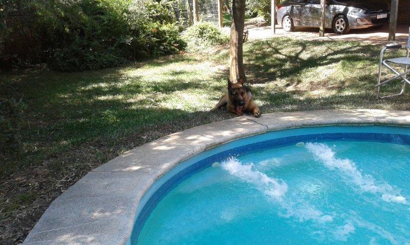 Confortable casa rodeada de naturaleza, holiday rental in Canelones Department