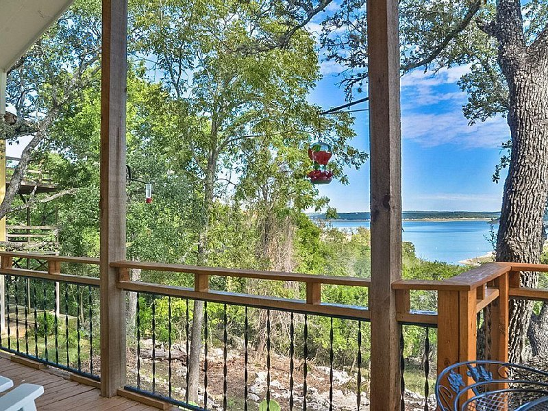 Stunning Lake Views from Raised Deck