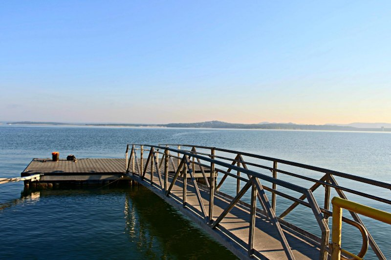 SkyRun Property - 'BLUES ESCAPE' - Boat Ramp & Dock Directly Below the Home