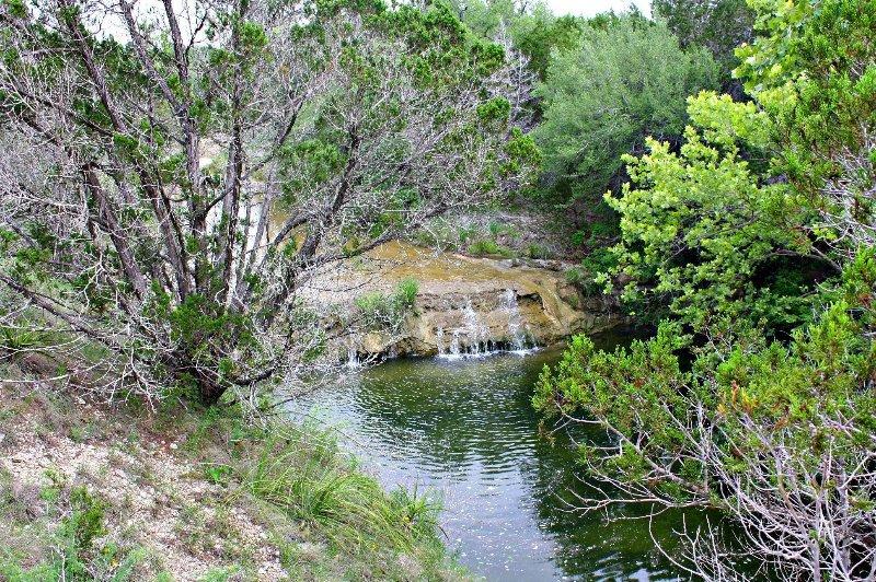 SkyRun Property - 'EAGLE RIDGE' - Beautiful Creek on Property - Beautiful Creek only 30 Yards from House