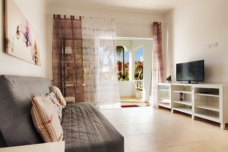 APPARTEMENT SUPERIEUR EN RESIDENCE EDEN, holiday rental in Bayahibe
