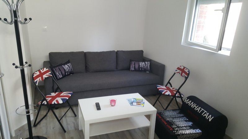 Living room with sofa / Living room