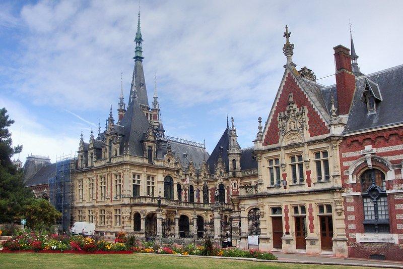 Palais BENEDICTINE