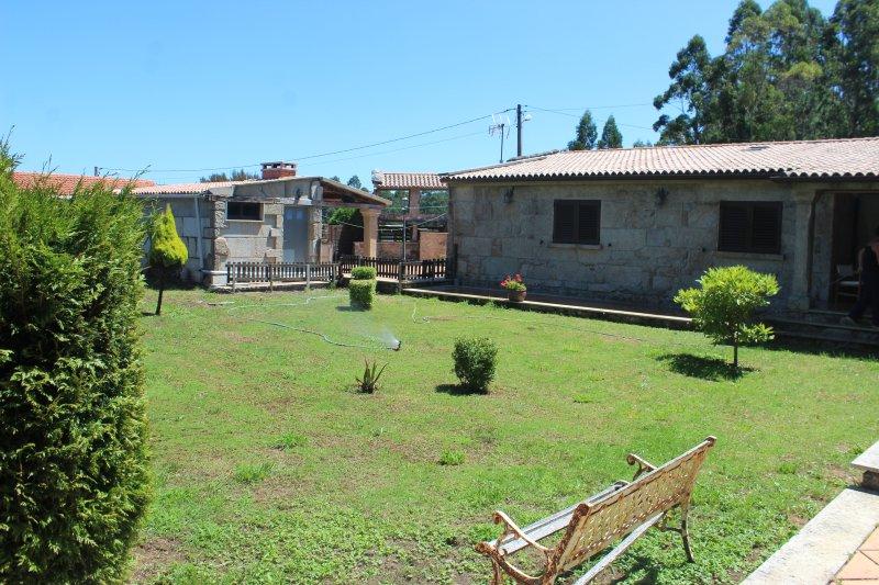 casa antia, aluguéis de temporada em Soutomaior