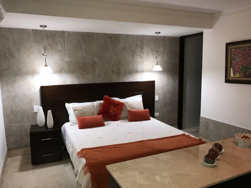 Schlafzimmer 1 Bett oder 2 Bett