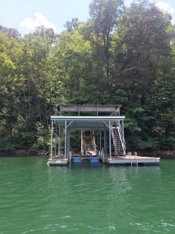 Deepwater Lodge 4br 2ba Cabin On Lake Blue Ridge Sleeps