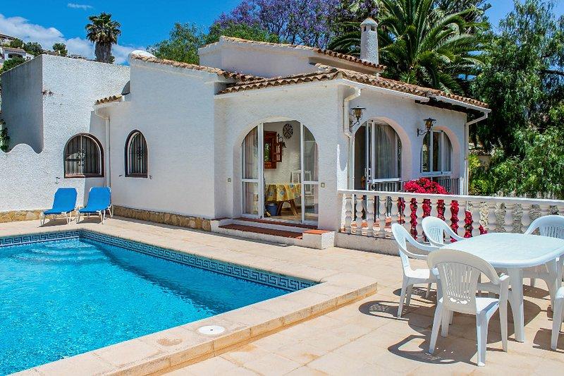 La Viña-32A - comfortable holiday accommodation in Benissa, location de vacances à Benissa