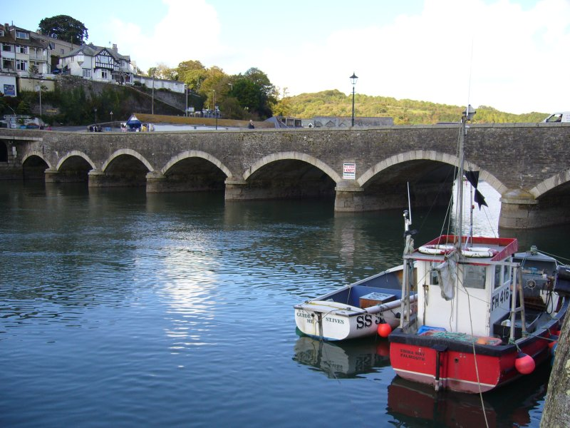 Looe's bridge