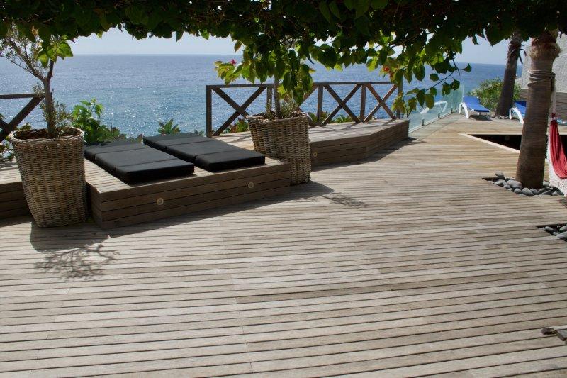 SantaCruz Ocean Villa, holiday rental in Santa Cruz