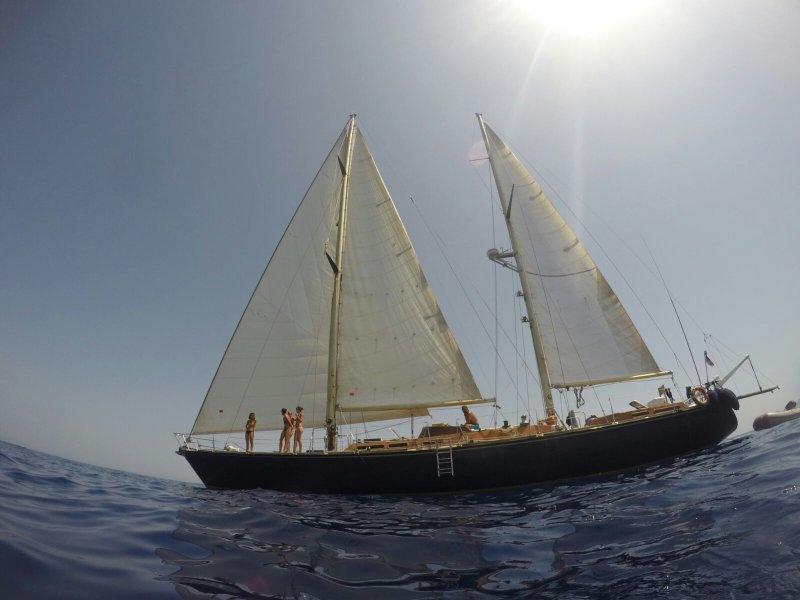 Sailing to San Blas!