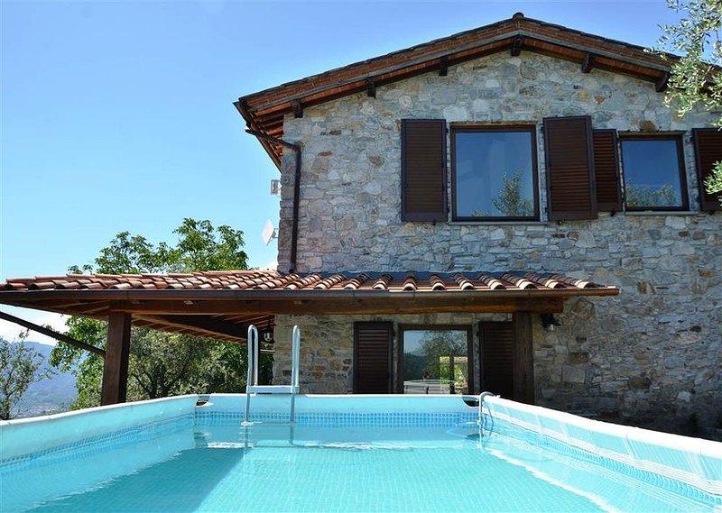 Casa Katia, aluguéis de temporada em Coreglia Antelminelli