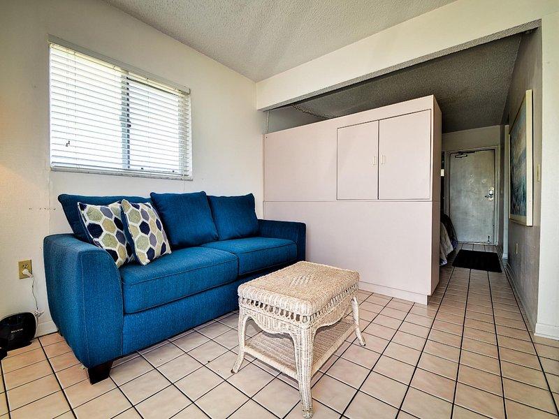 espacio de la sala de estar acogedora.