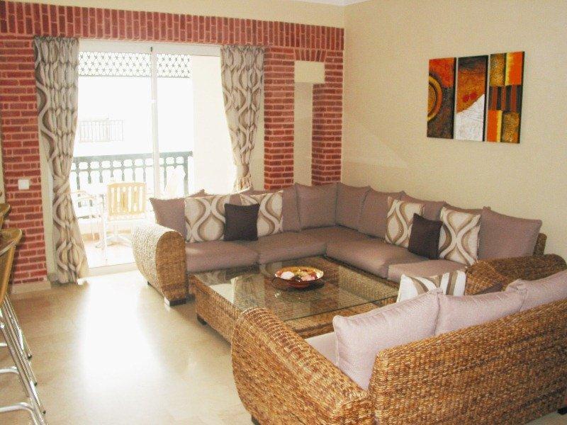 Bel Apartement 2 Ch 2Sdb - Marina Agadir, holiday rental in Agadir