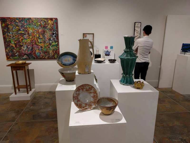 Toe River Art Center (TRAC): in downtown Spruce Pine, many activities