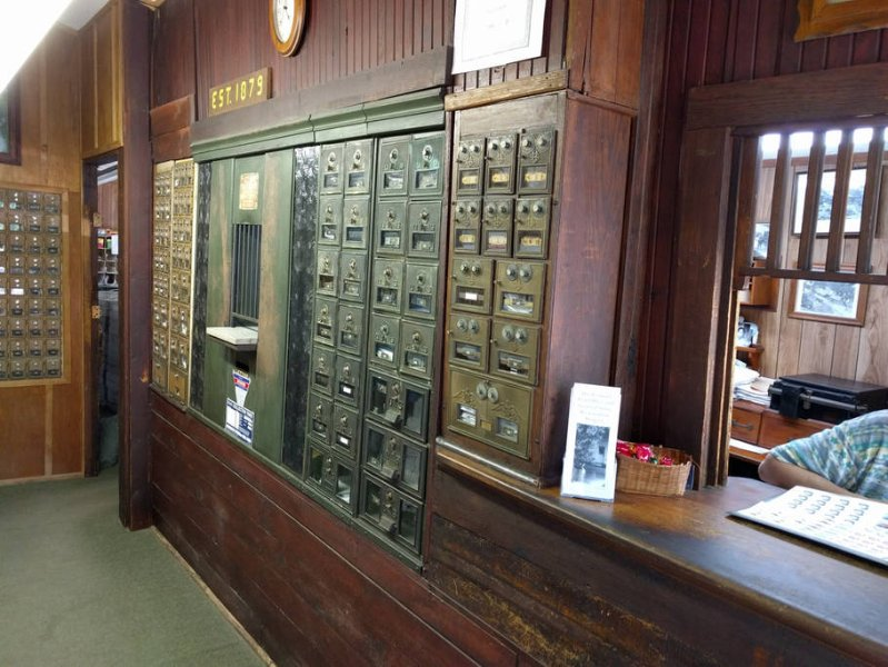 Penlad Post Office: Still in service, same old style