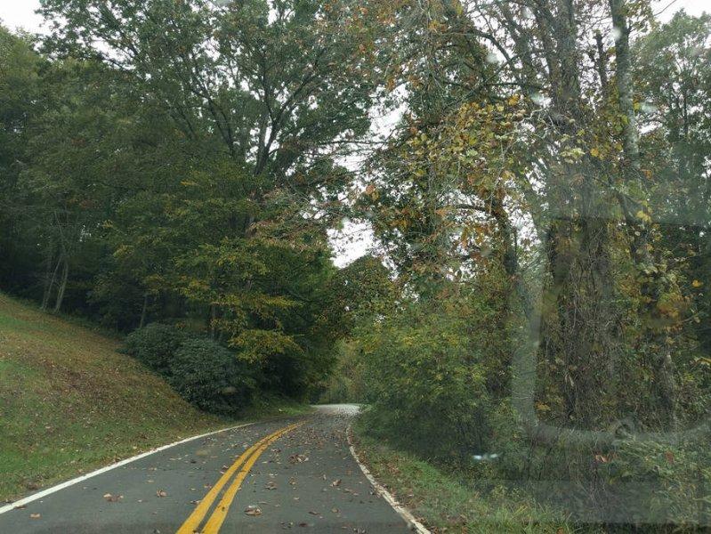 Drive anywhere. Great scenery roads