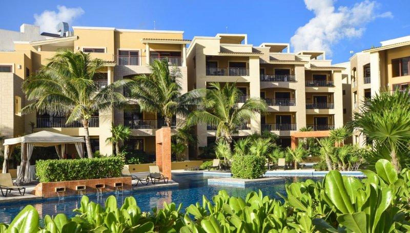 EL FARO, 204 CORAL, 3 BRS, Ocean View, vacation rental in Playa Paraiso