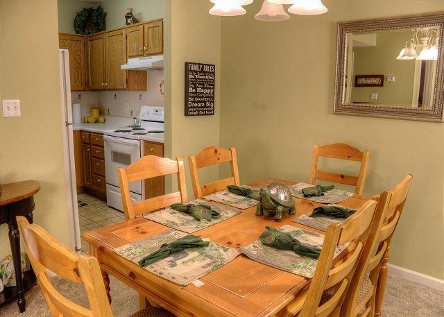 Mesa de Jantar para 6