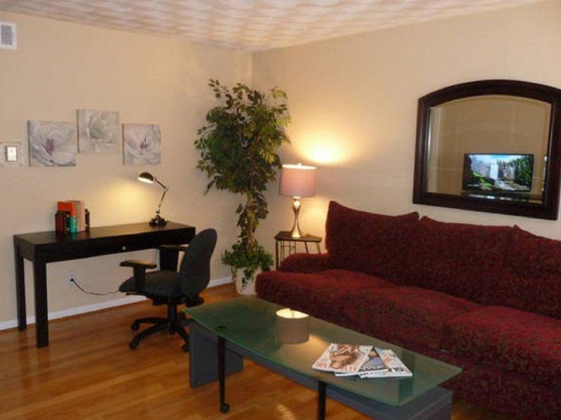 Comfortable Apartment Living
