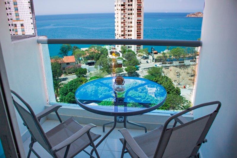 Apartamentos SOHO Style- Cerca al Mar SMR279A, alquiler vacacional en Santa Marta