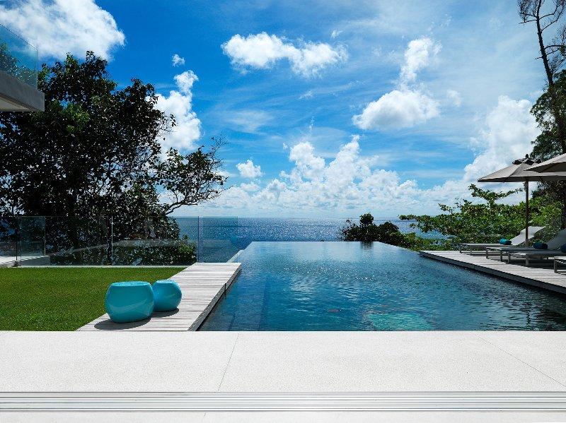 Villa Amanzi Kamala - Ocean view