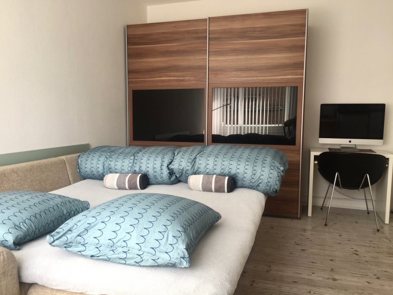 Studio Type Room 20min. to the centre, holiday rental in Alleroed Municipality