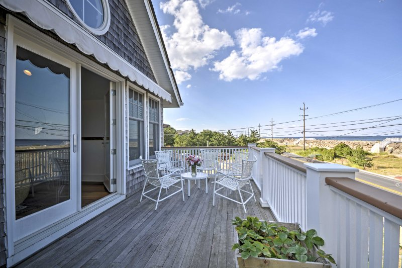 The beautiful home boasts 3,000 square feet and features plenty of outdoor space