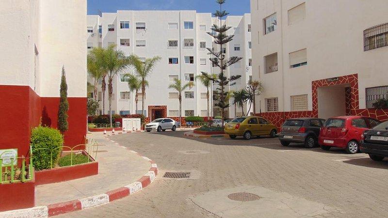Suite apartement location, alquiler de vacaciones en Ait Melloul