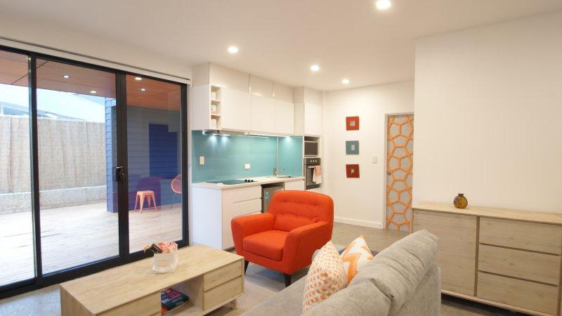 The Orange Boden-Lounge
