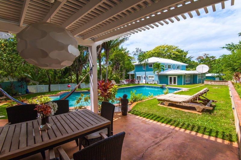 Paradise Found - Sleeps 8, casa vacanza a Bay Islands