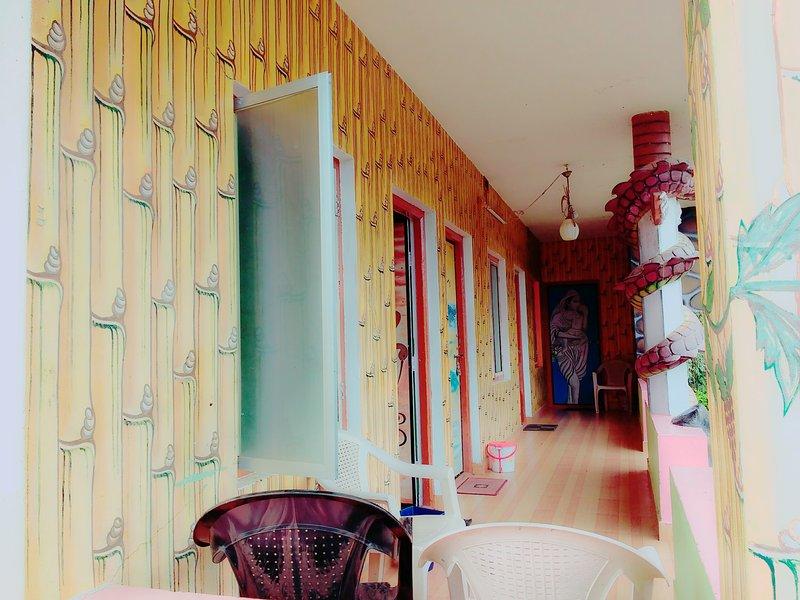 TripThrill Sapthagiri Group stay 1, holiday rental in Madikeri Taluk