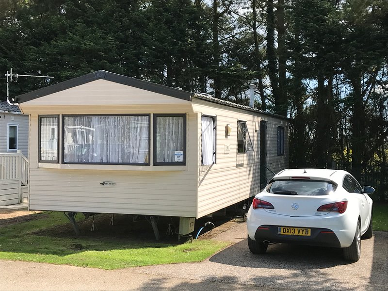 Blue Haven Caravans, holiday rental in Newquay