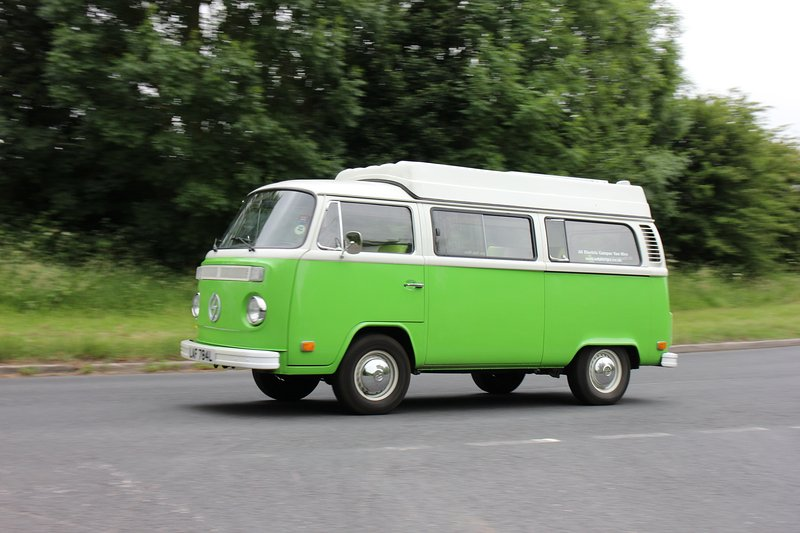 All-Electric Classic Camper Van Hire, casa vacanza a Boroughbridge