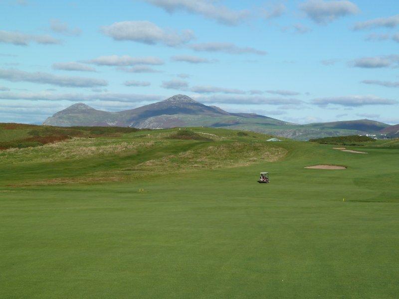 Golf on the Llyn Peninsula