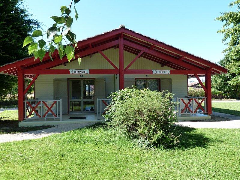 LES GITES DE LA GARENNE, holiday rental in Montagnac-sur-Auvignon