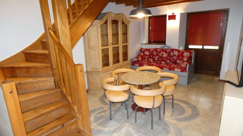 Appartement à la Ferme du Château, holiday rental in Chamousset