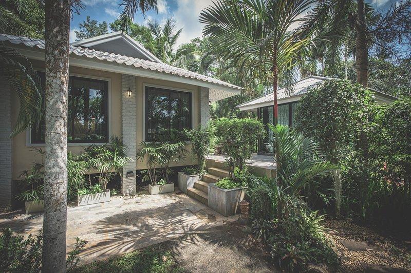 Pooltara Family Villa, the hidden paradise in Khao Thong., alquiler de vacaciones en Ao Luek