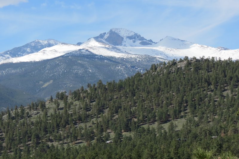 Longs Peak Lookout Cabin -- EV #3360, vacation rental in Estes Park