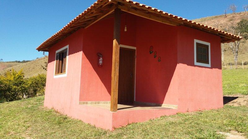 POUSADA E RESTAURANTE CAMPESTRE, location de vacances à Cunha