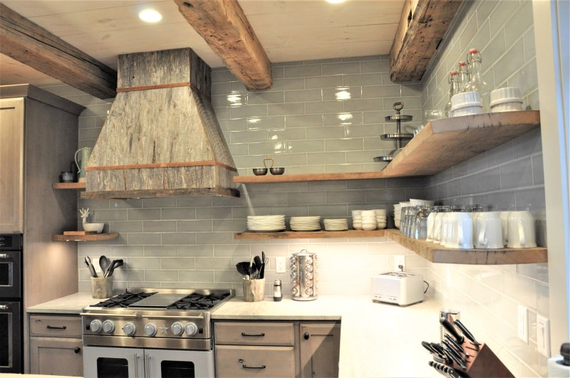 Bien Equipada cocina de diseño