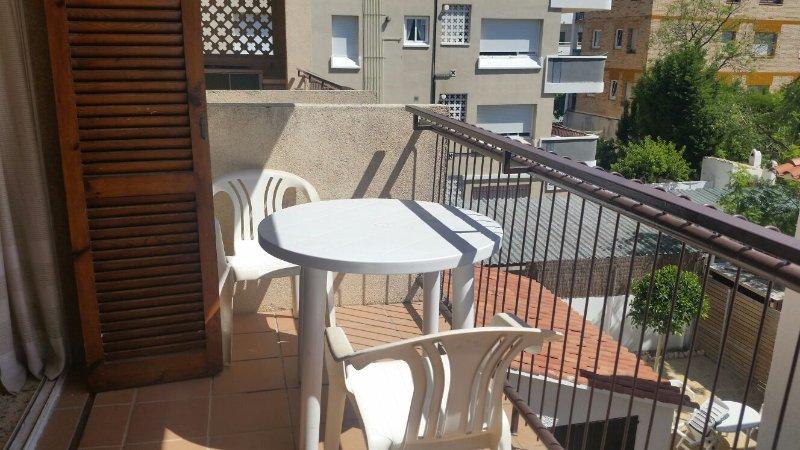 Apartamento a 50 m de la playa, alquiler de vacaciones en El Vendrell