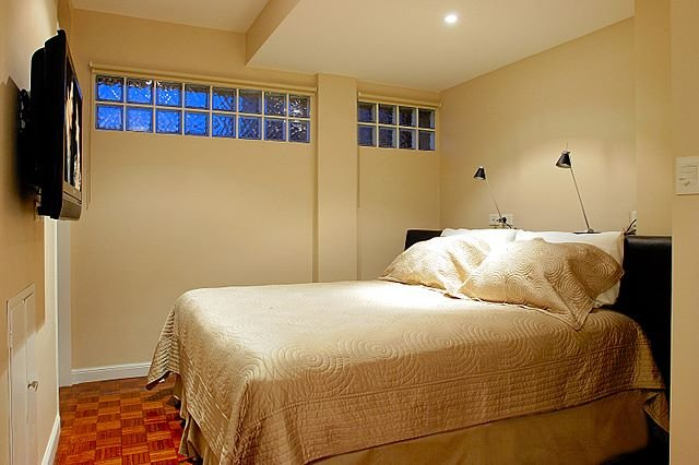 Bedroom Three, can be converted to two Twin Beds