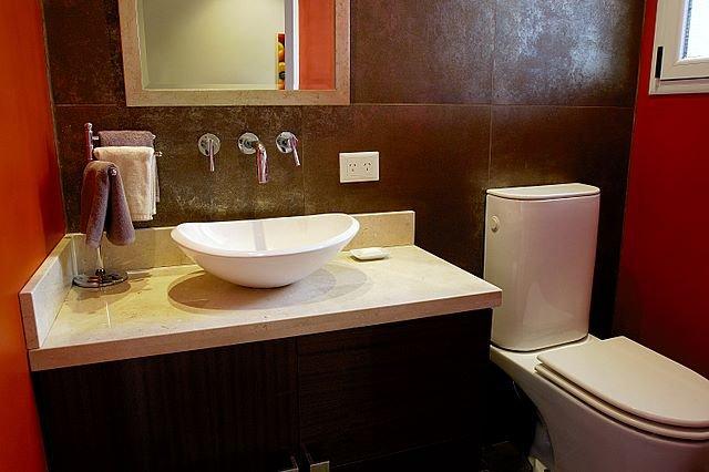 Reception Bathroom