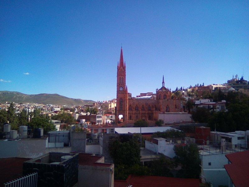 Amplio departamento en el centro de Zacatecas, holiday rental in Zacatecas