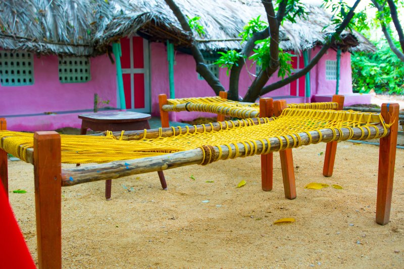 Wego Gardens : Exotic Huts - Just around 2 KMs from Temple, alquiler vacacional en Thiruthani