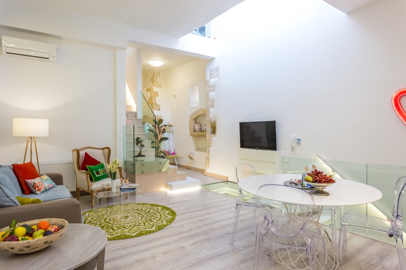 Mediterraneo Suite Home, vacation rental in Rethymnon