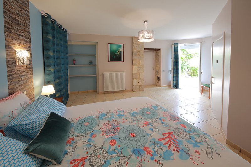 La Loge des Fées Chambres d'hôtes Poitiers Futuroscope Ondine, vacation rental in Benassay