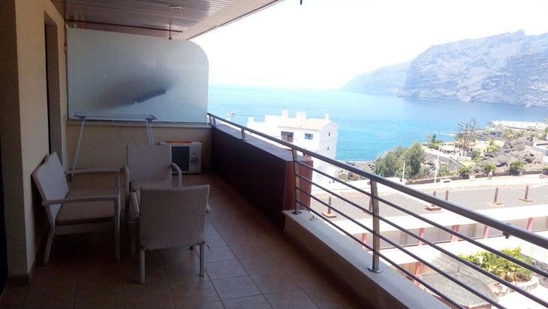 12 Apartment with 2 bedroom, holiday rental in Puerto de Santiago