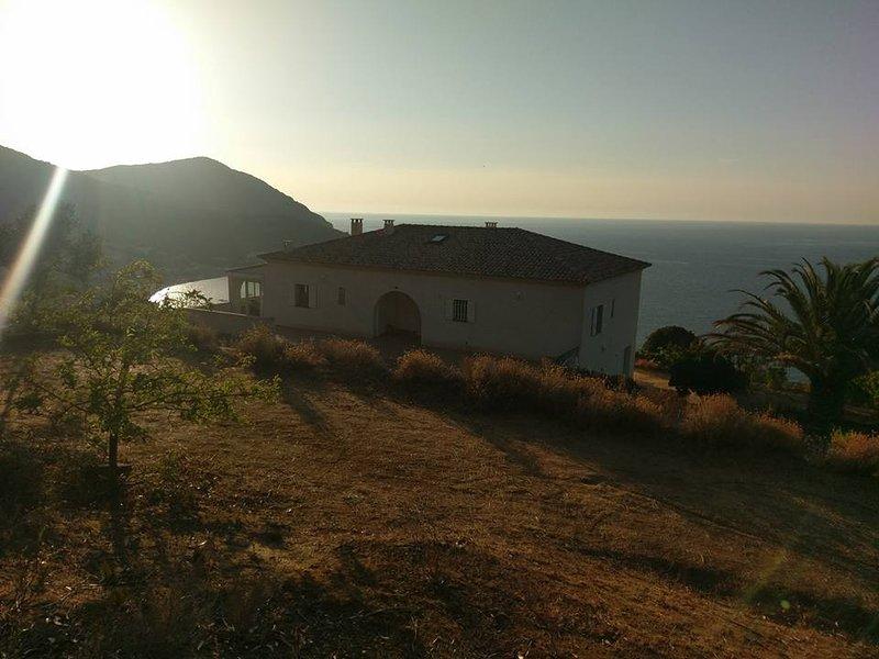 Villa de vacances non fumeur, location de vacances à Galeria