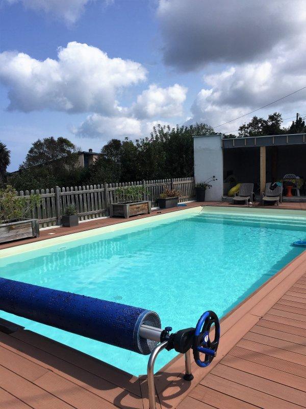 Swimming pool...